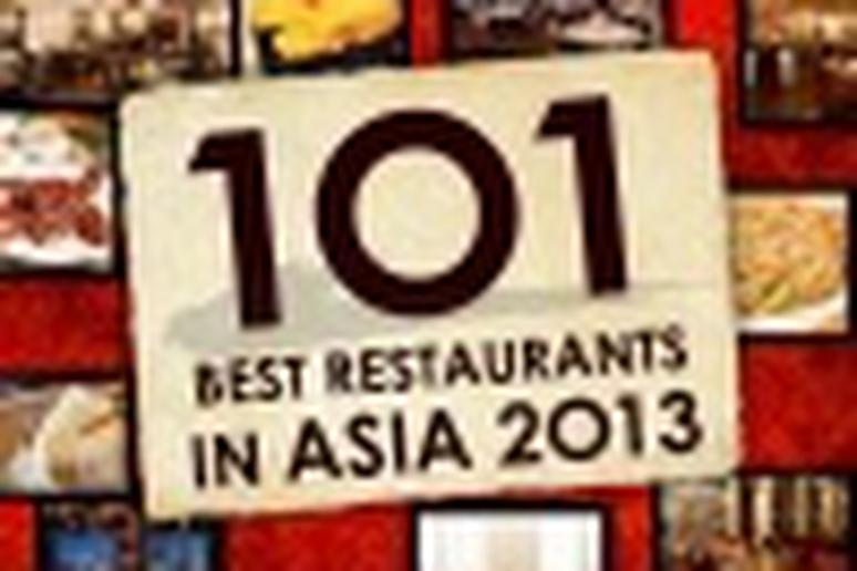101 Best Restaurants in Asia