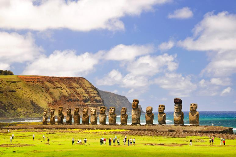 39. Easter Island, Chile
