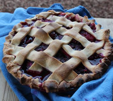 Prickly Pear Pie