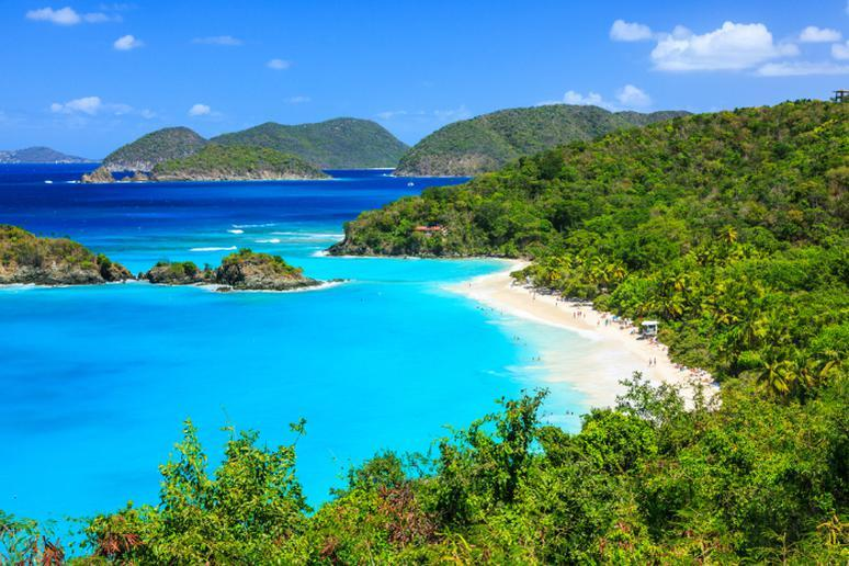 Trunk Bay (St. John, U.S. Virgin Islands)