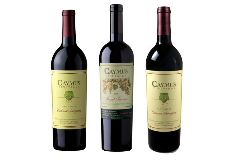10. Caymus Vineyards, Rutherford, Calif.