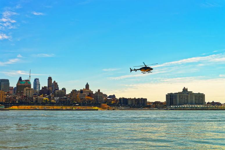 New Jersey - Learn to fly a helicopter