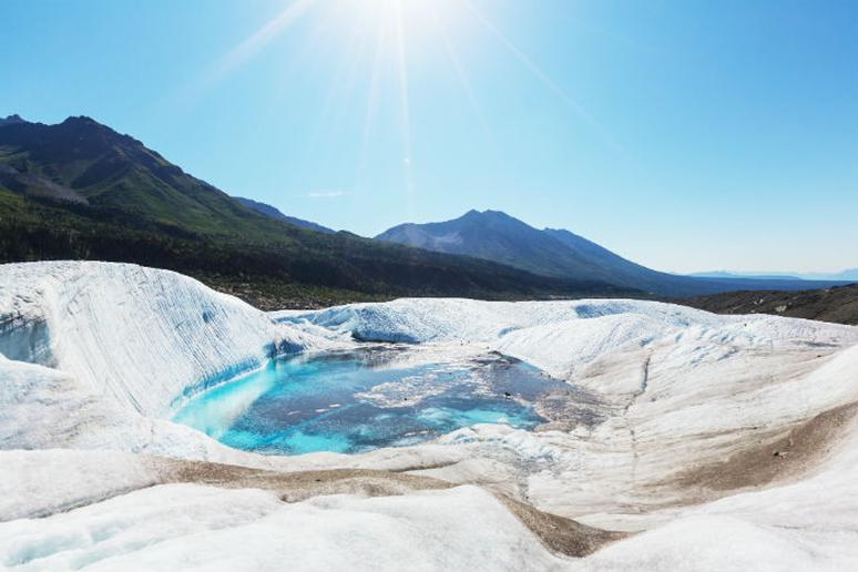 Alaska: Wrangell–St. Elias National Park and Preserve