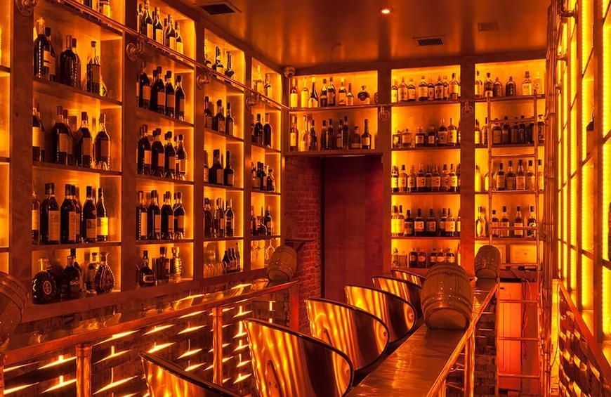 Love Spirits? New York's Copper & Oak is Your New Favorite Bar
