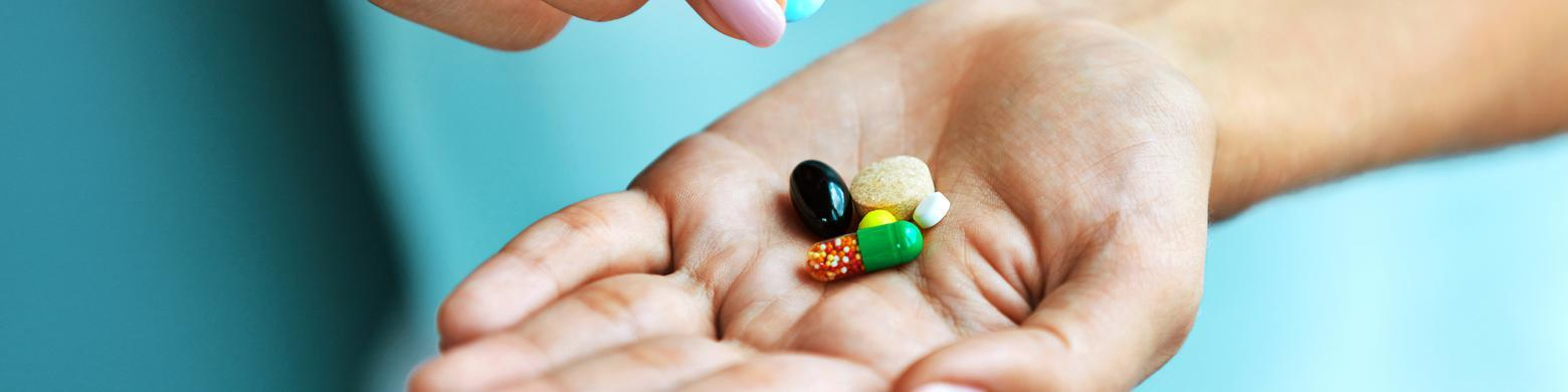 15 Supplements You Should Take When You Turn 50