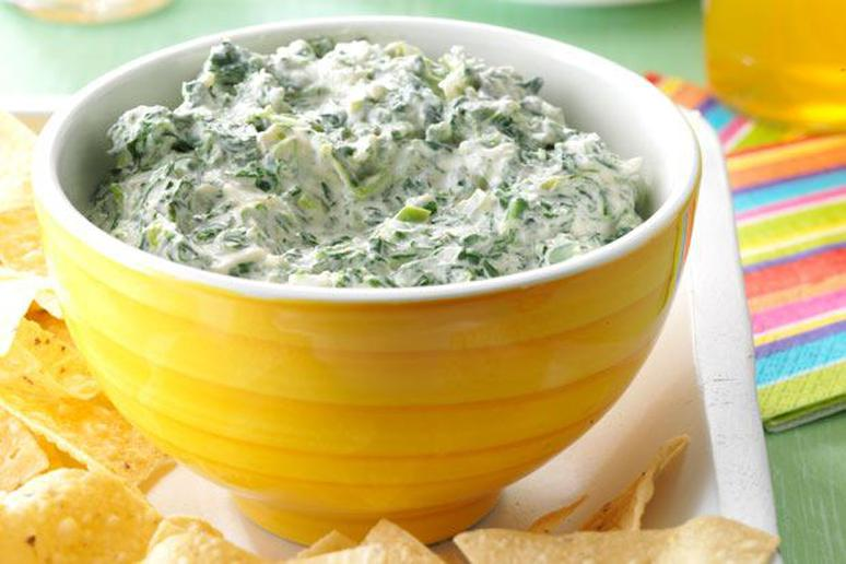 Slow Cooker Jalapeno Spinach Dip