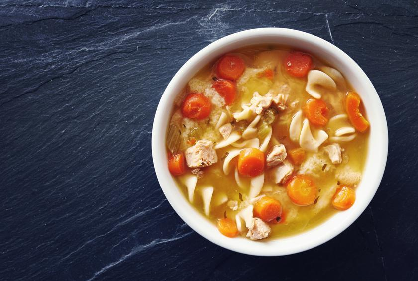 The Ultimate Canned Chicken Noodle Taste Test Gallery