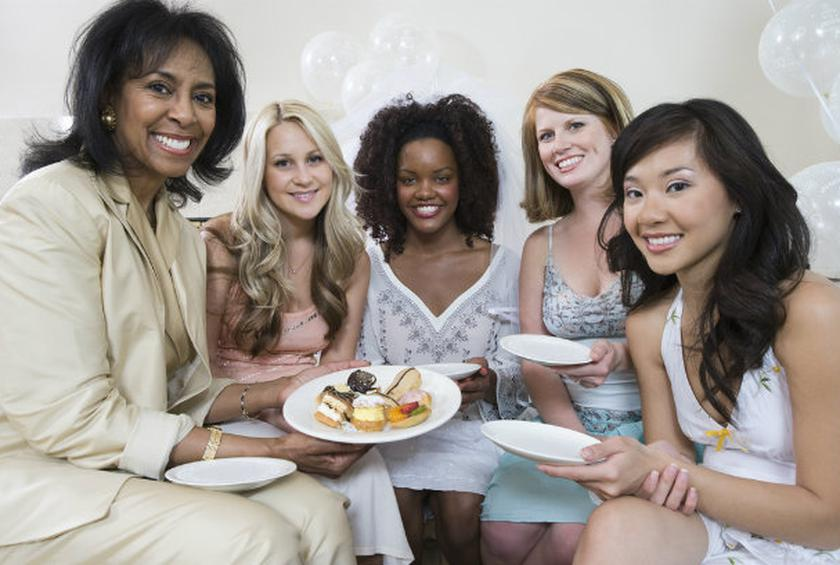 bridal shower etiquette slideshow