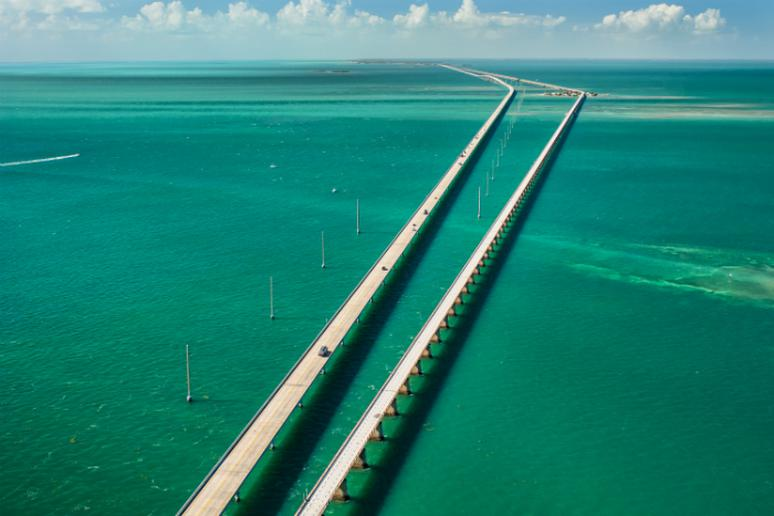 Florida – Road trip to and dive in the Keys