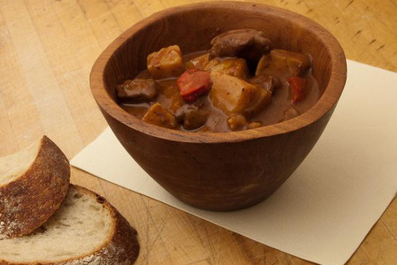Spicy Hungarian Goulash