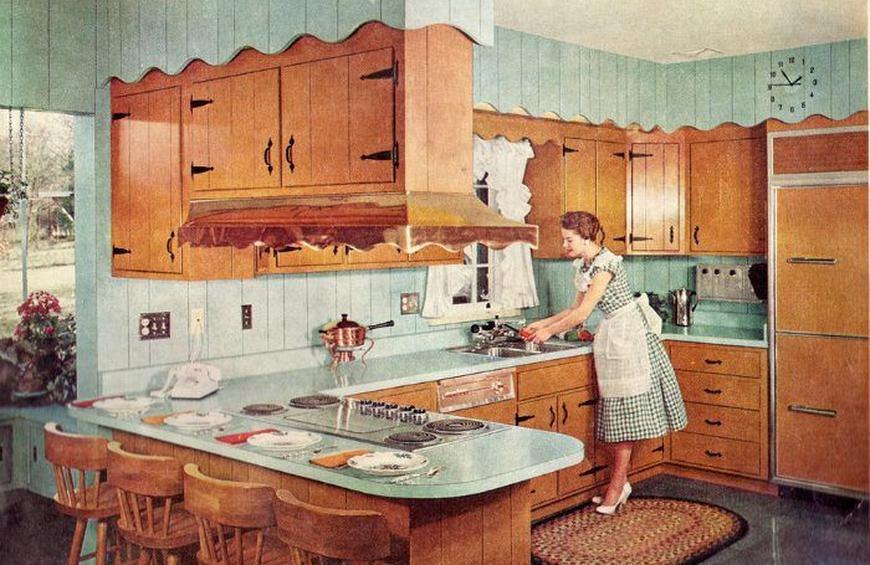 Kitchen Gadgets From The 50s That We Need Today