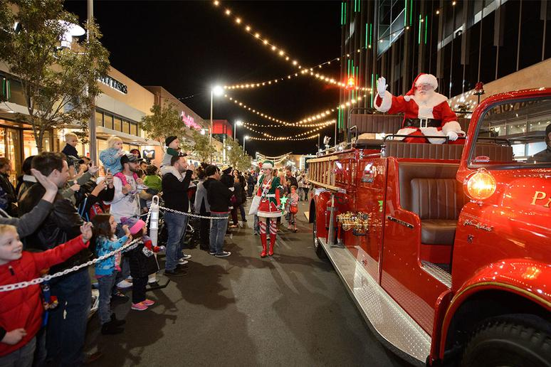 Downtown Summerlin Holiday Parade