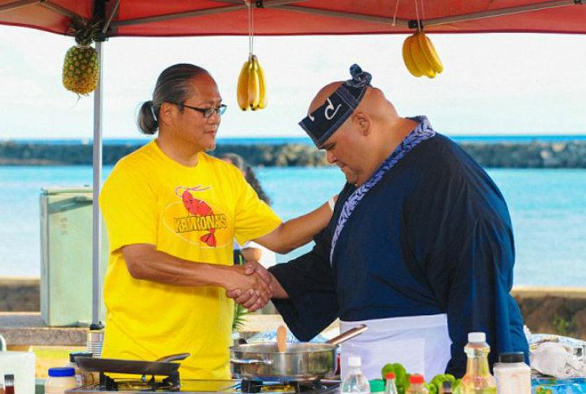 Here's the Episode of 'Hawaii Five-0' with Guest Stars Masaharu Morimoto and Sam Choy
