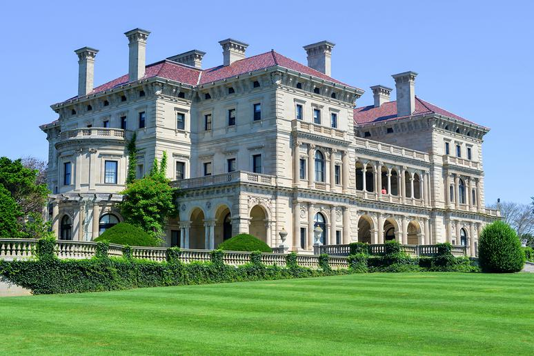 Rhode Island: The Breakers