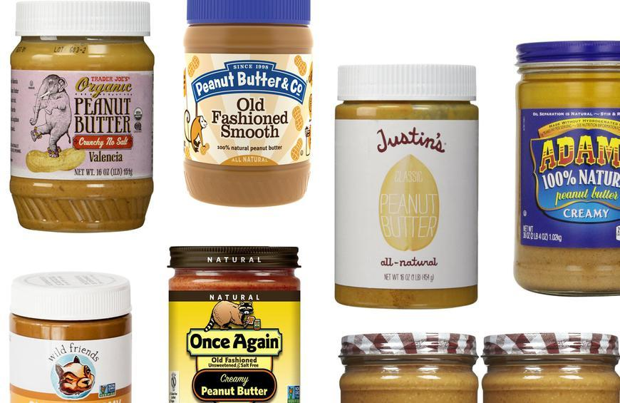 The Healthiest Peanut Butter Brands Gallery