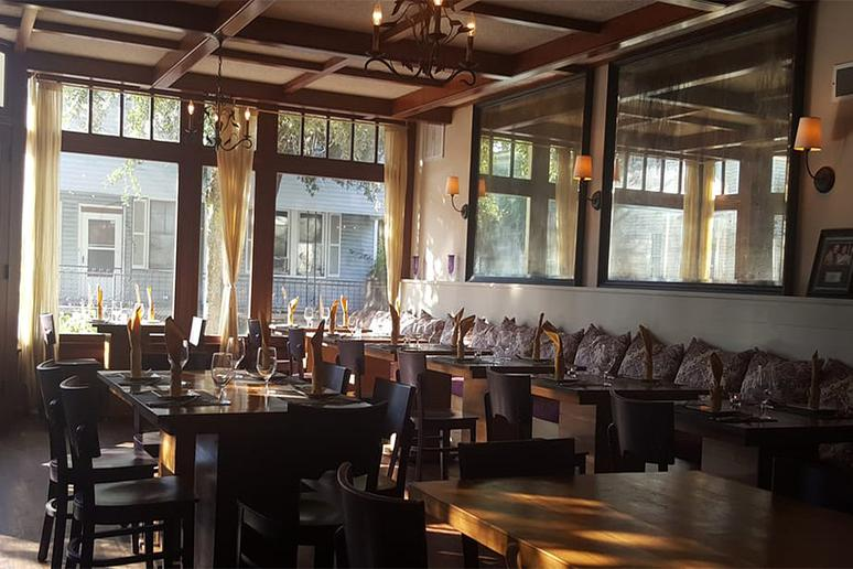 South Carolina: Trattoria Lucca, Charleston