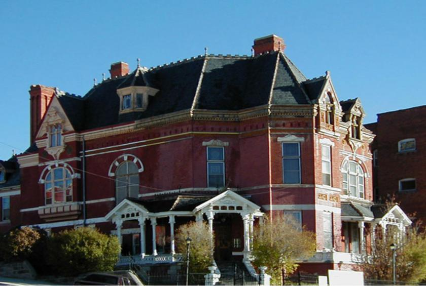 Montana: Copper King Mansion (Butte)