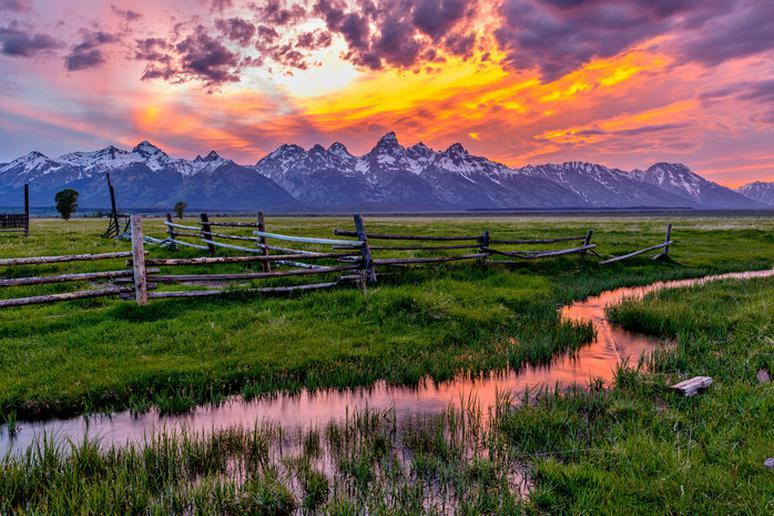 Wyoming: Jackson Hole