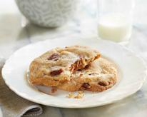Spiced Butter Pecan Cookies