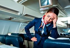 flight attendant delays