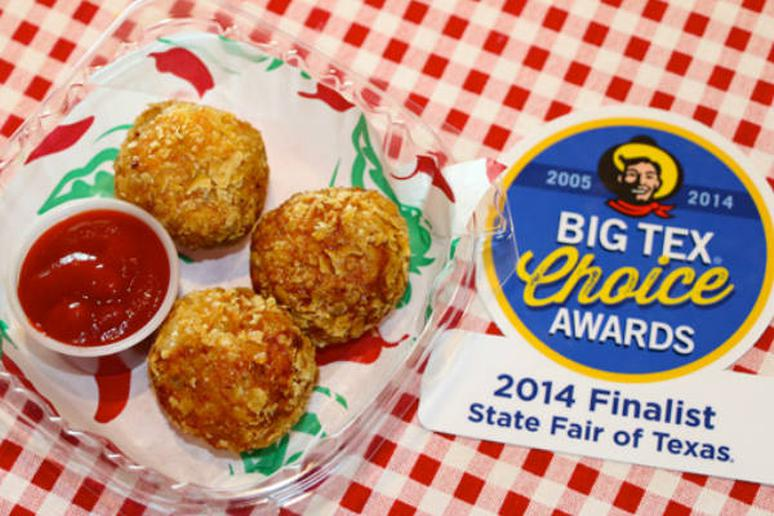 Fried Sriracha & More Crazy Foods at the Texas State Fair