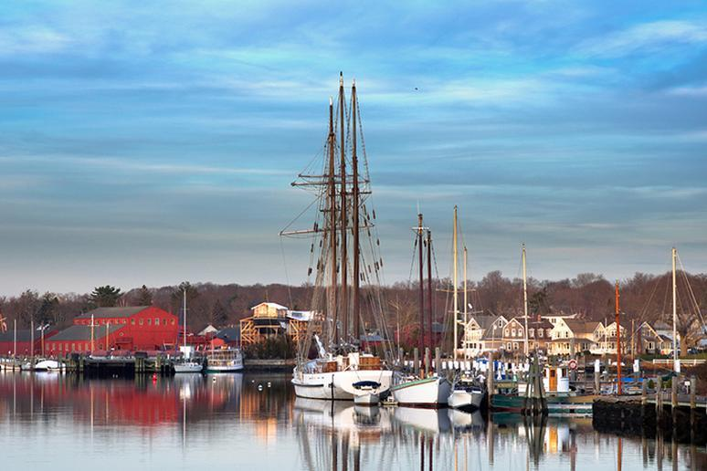 Connecticut – Mystic Seaport