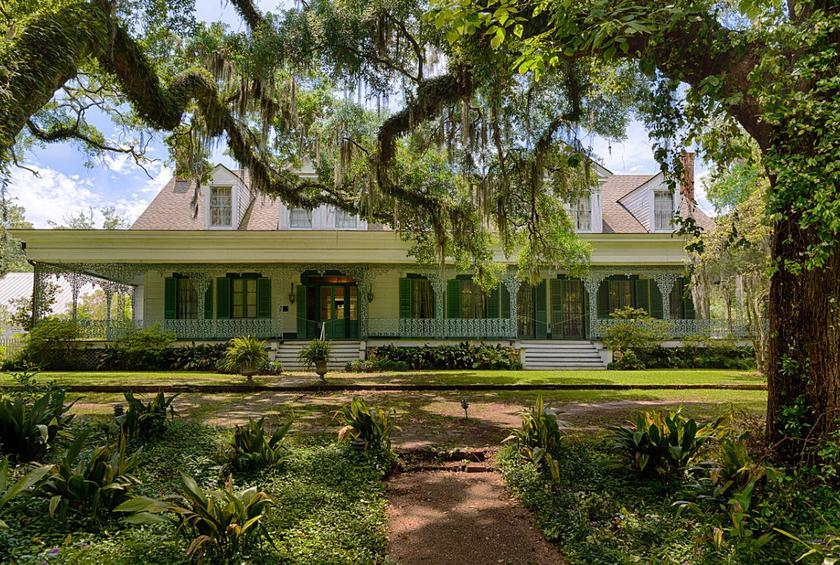 Louisiana: Myrtles Plantation (St. Francisville)