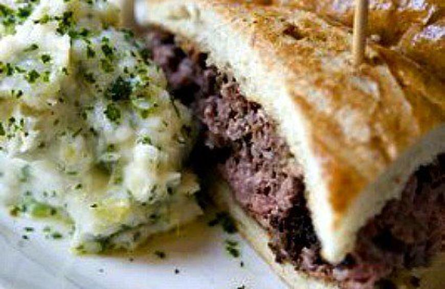 Sandwich Of The Week Houston S Famous French Dip Au Jus