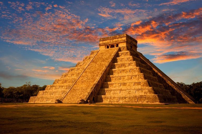 Learn about the ancient Mayans at Chichen Itza