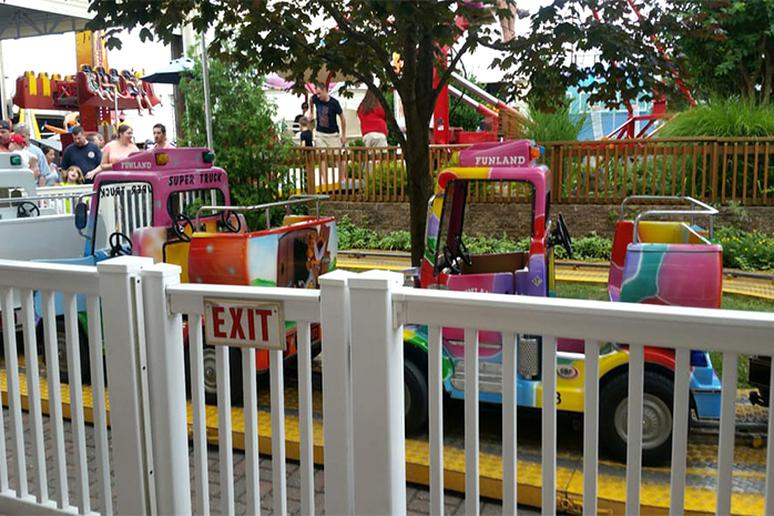 Delaware - Funland in Rehoboth Beach