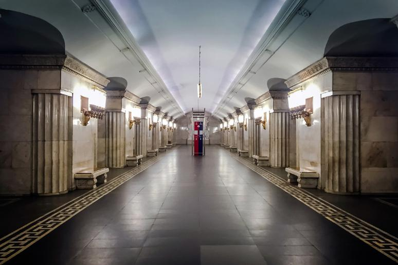 Metro-2, Moscow, Russia