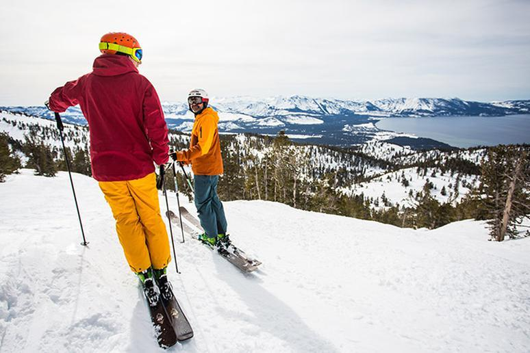 California: Lake Tahoe Ski Resorts (Lake Tahoe)