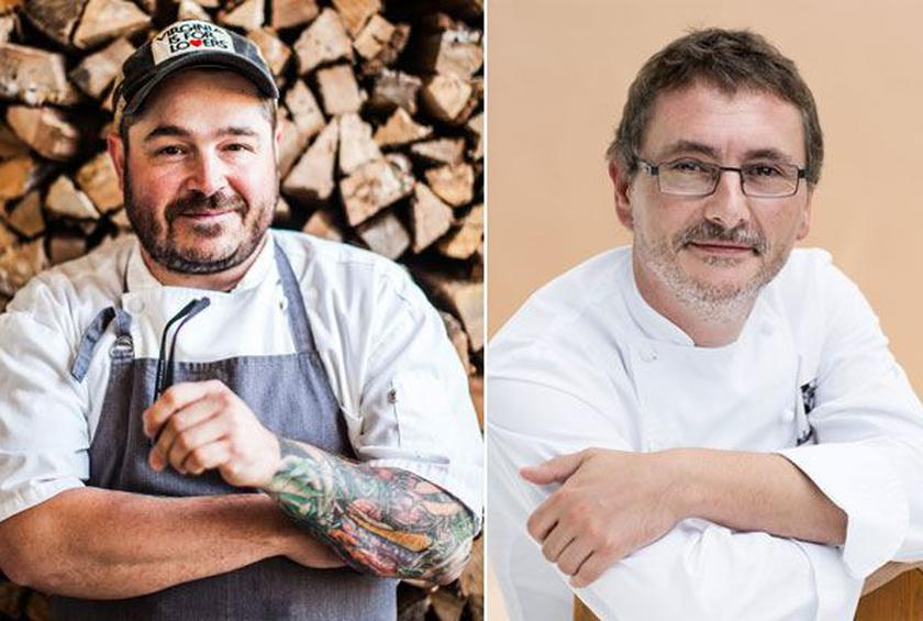 The Daily Meal's Chefs of the Year for 2014: Sean Brock and Andoni Luis Aduriz