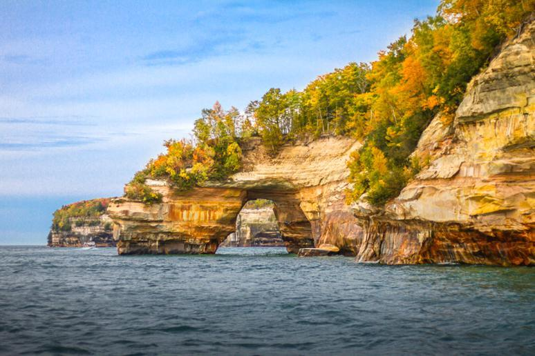 Michigan - Pictured Rocks National Lakeshore