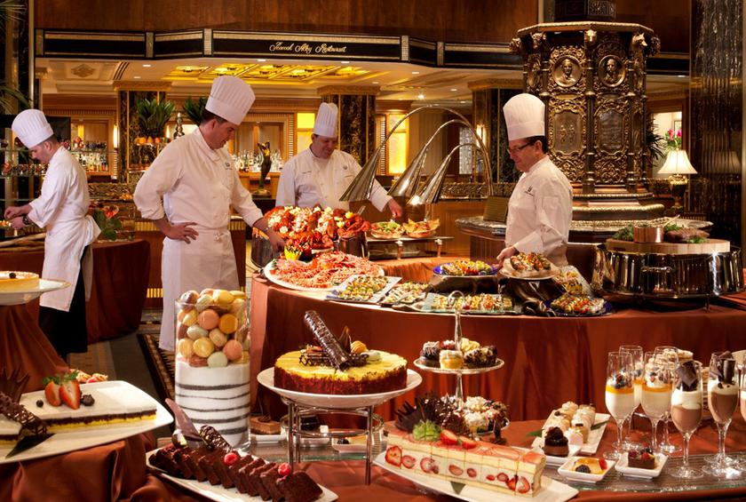 87e20659d2abe3  2 Waldorf-Astoria, New York City. The 14 Best All-You-Can-Eat Buffets ...