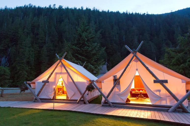 The 37 Best Glamping Resorts in the World