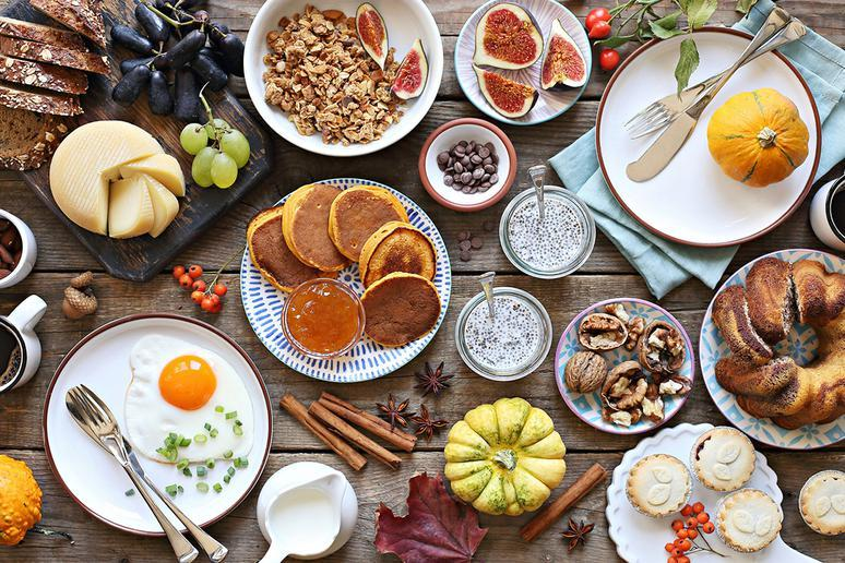 The Day of Thanksgiving: Don't Skip Out on Breakfast