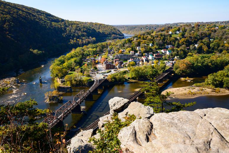 37. Harpers Ferry, West Virginia