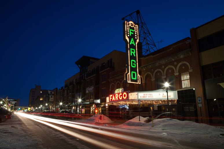 No. 19: Fargo, N.D. (Avg. Yearly Snow: 52 inches)