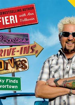 Guy Fieri's new Cookbook