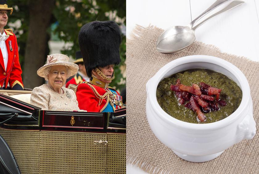 This Soup Was An Absolute Sensation With Queen Elizabeth Ii