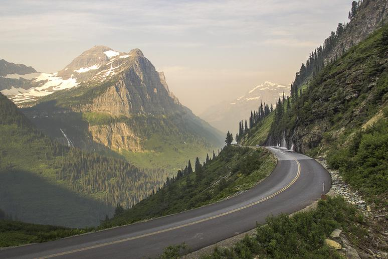 Going to the Sun Road, Montana