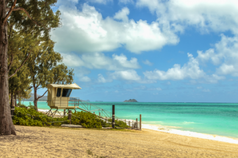 Waimanalo Bay Beach Park Oahu