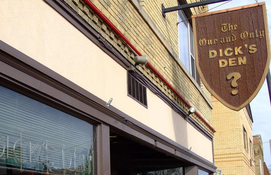 Ohio: Dick's Den (Columbus)