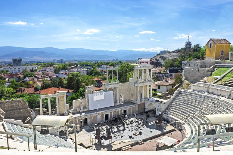 Plovdiv (Founded ca. 2000 – 1 BC)