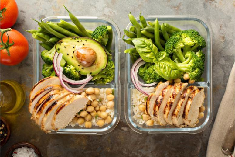 Avoid takeout and prep your meals