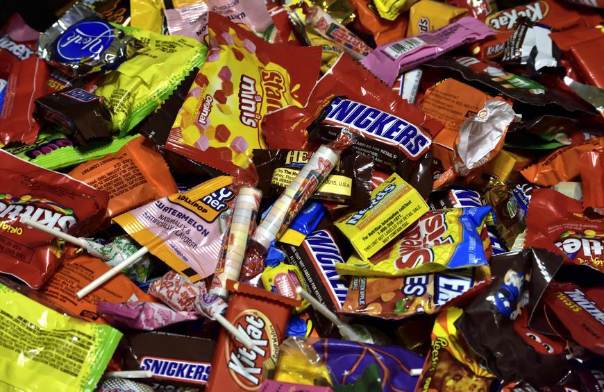The 25 Most Popular Halloween Candies In America