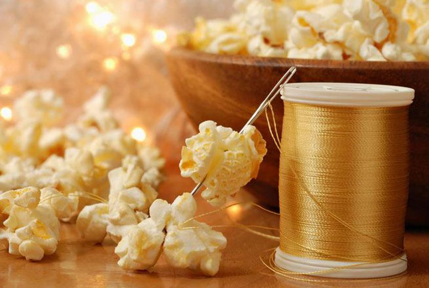 Christmas Food Facts - Why We String Popcorn And Other Fun Christmas Food Facts