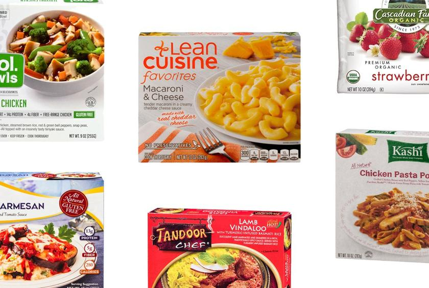 Best frozen dinner options