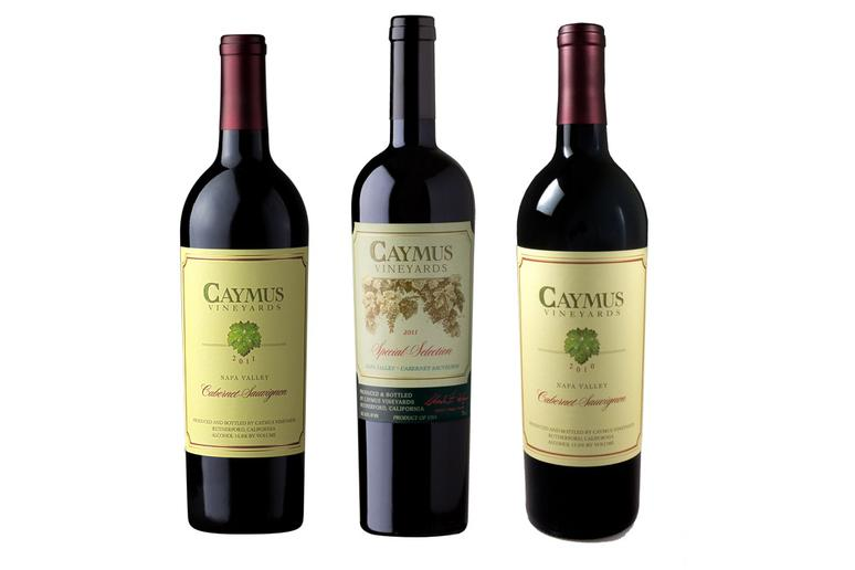 12. Caymus Vineyards, Rutherford, Calif.